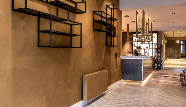 Sandton Hotel Eindhoven Centre - NEW RECEPTION