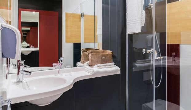 Ibis Budget Brugge Jabbeke - bathroom
