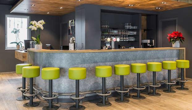 Ibis Budget Brugge Jabbeke - Bar