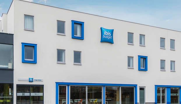 Ibis Budget Brugge Jabbeke - Front