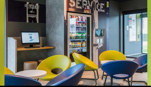 Ibis Budget Brugge Jabbeke - Lounge