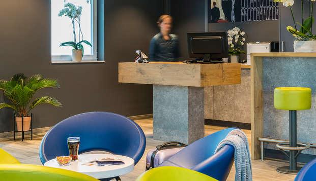 Ibis Budget Brugge Jabbeke - Reception