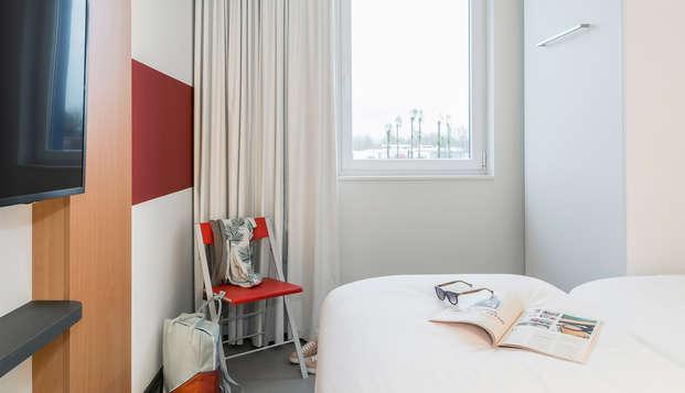 Ibis Budget Brugge Jabbeke - Room