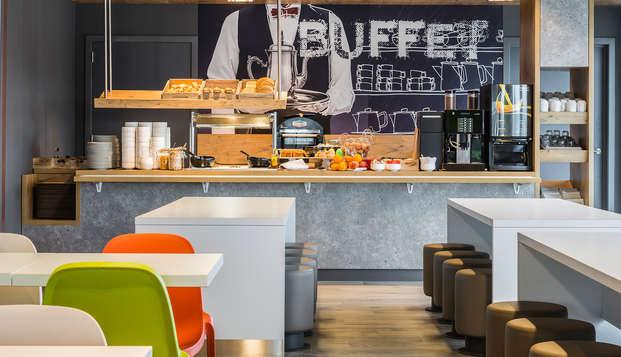 Ibis Budget Brugge Jabbeke - Restaurant