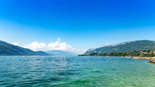 Escapade en famille à 5min du lac du Bourget (petit-déjeuner enfant offert)