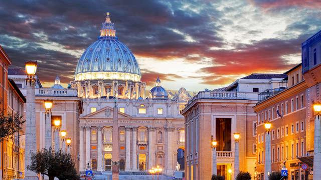 Vivi Roma nel caratteristico quartiere Ostiense in camera economy