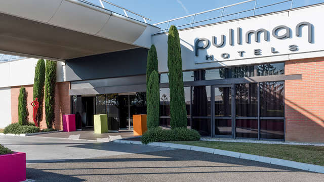 Pullman Toulouse Airport