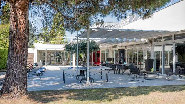 Pullman Toulouse Airport - terrace