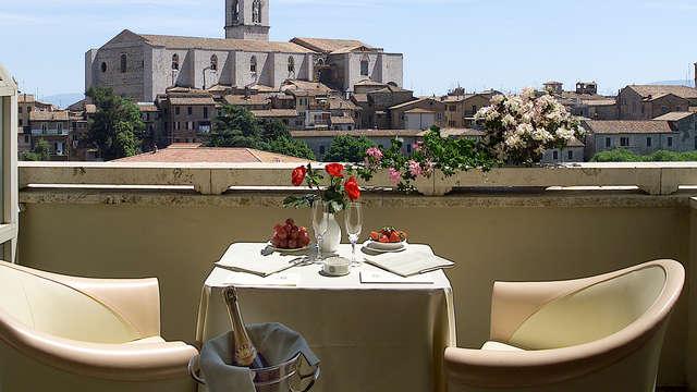 Eleganza e charme nel centro storico di Perugia