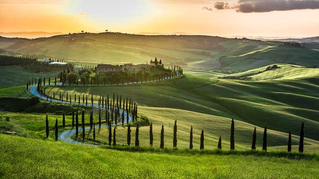 Profumo di campagna toscana alle porte di Arezzo (non rimborsabile)