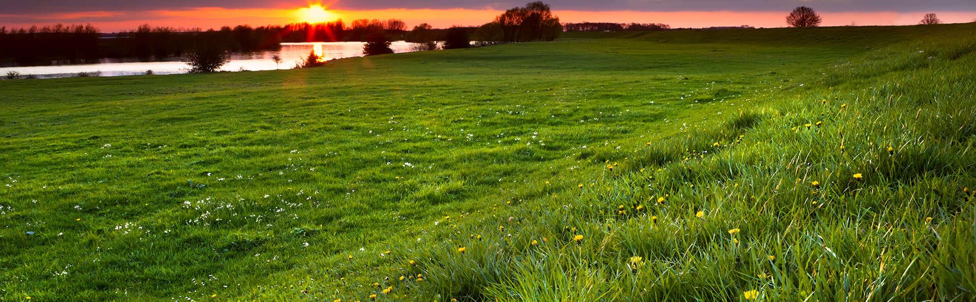 Séjour romantique avec spa privé dans la nature de Gueldre, aux Pays-Bas
