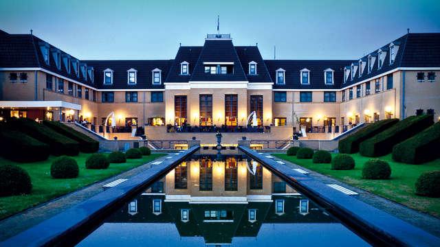 Luxe, wellness en diner in de natuur van Ermelo