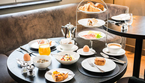 Pillows Grand Hotel Place Rouppe - Breakfast