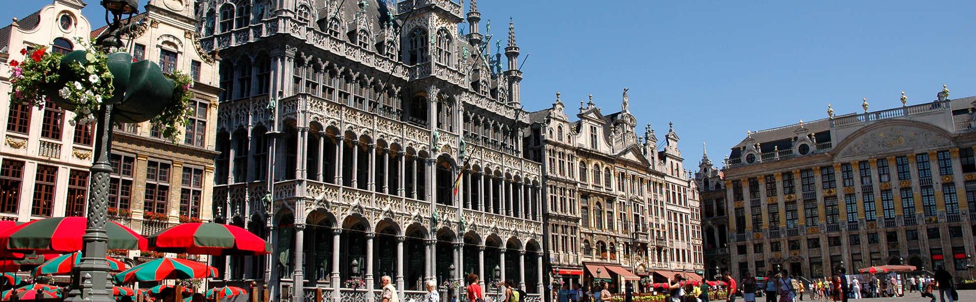 Luxe en charme in het hart van Brussel