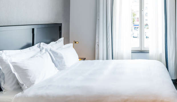 Pillows Grand Hotel Place Rouppe - Luxury