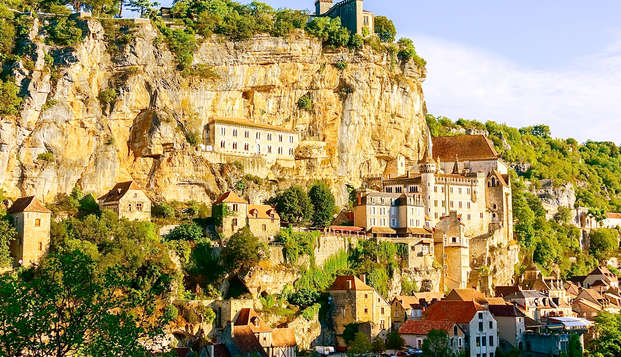 Week-end authentique, dans la belle cité de Rocamadour