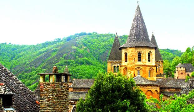 Week-end découverte au cœur des gorges de la Truyère, dans l'Aveyron (2 nuits minimum)
