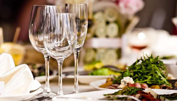 Saborea una cena en Louvain-la-Neuve