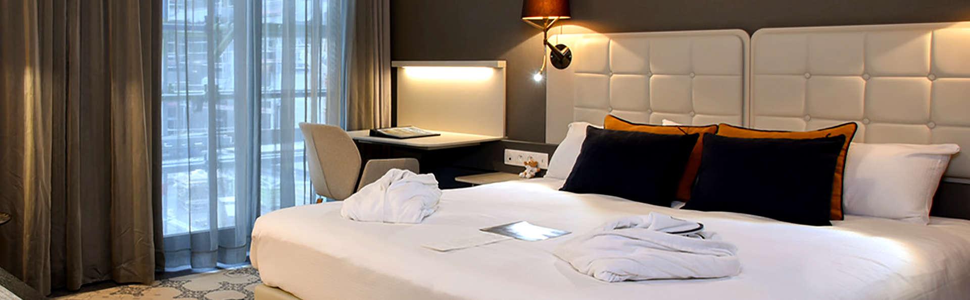 Design, benessere e relax a Louvain-La-Neuve