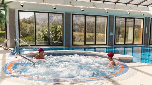 Escapada Relax en Antequera en un hotel 5 estrellas con spa y desayunos incluidos