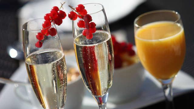 Offre spéciale Saint-Valentin: week-end magique sur la Costa del Sol