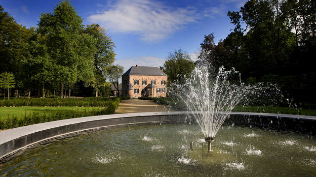 Verken de omgeving van Kerkrade met de fiets vanuit een 14e eeuws kasteel