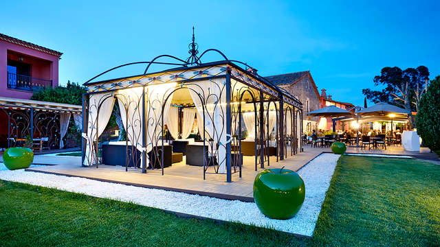 Salles Hotel Mas Tapiolas - NEW GARDEN