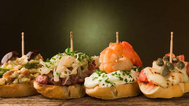 Barcelona con cena a escoger entre más de 150 locales