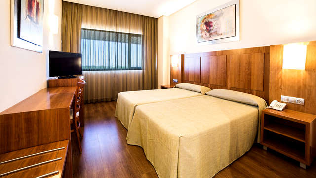Escápate a este Hotel de diseño con encanto para descubrir Sevilla