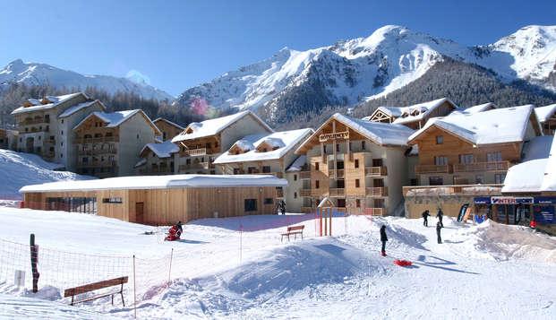 Esquí en la estación de Les Orres (7 noches, de sábado a sábado)