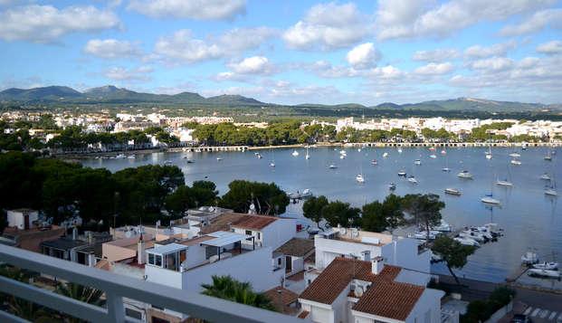 Vacaciones en Portocolom: Mallorca por descubrir (desde 4 noches)