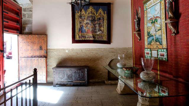 Descubre la belleza medieval de Toro durmiendo en un palacio histórico