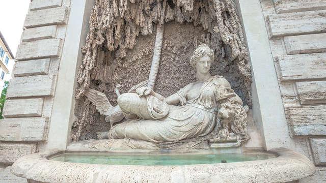 Uitstekende locatie in Rome tussen Palazzo Barberini en de Quattro Fontane! (vanaf 2 nachten)