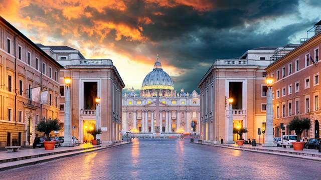 Au cœur de la Ville Eternelle avec une visite aux Musées du Vatican