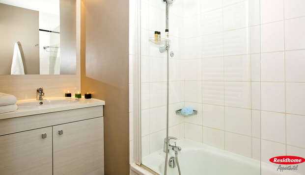 Residhome Occitania - bathroom