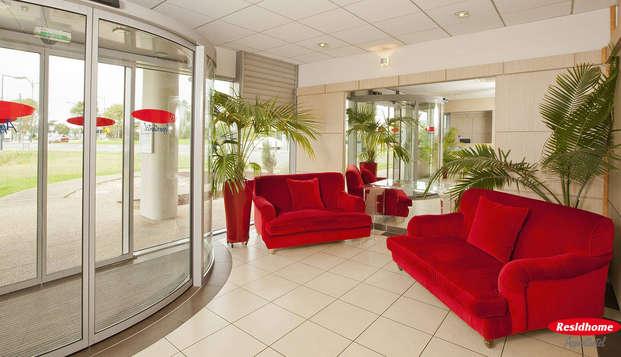Residhome Occitania - entrance lobby