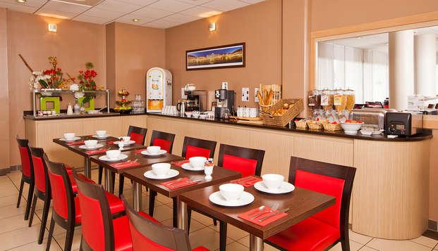Residhome Occitania - breakfastr