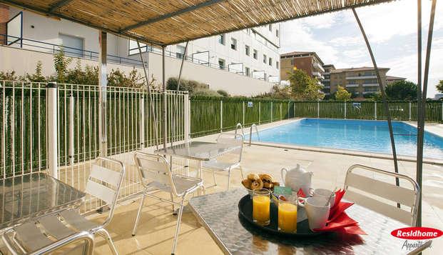Residhome Occitania - pool