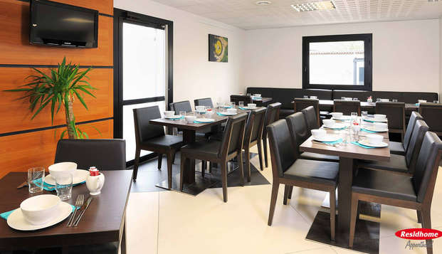 Residhome Occitania - restaurant