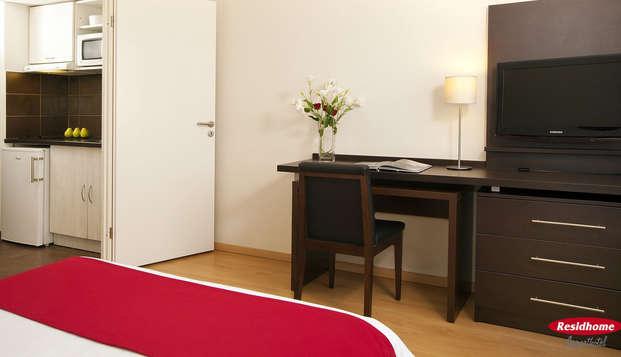 Residhome Occitania - room
