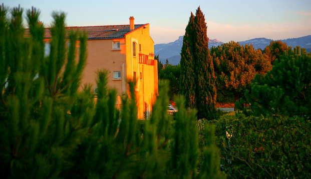 Week-end dans une Bastide près d'Aix-en-Provence