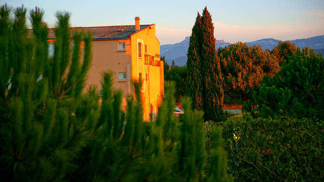 Escapada en una casa rural cerca de Aix-en-Provence