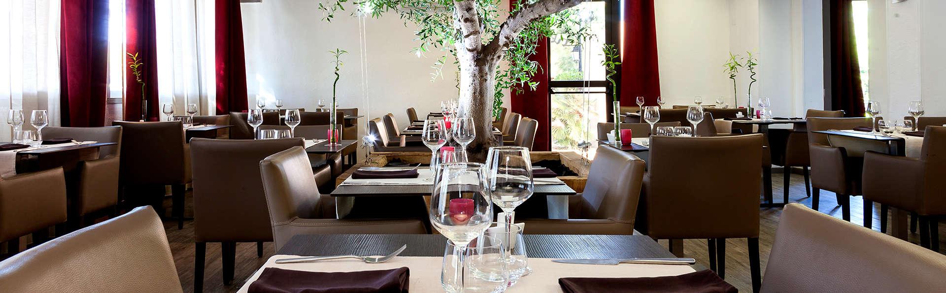 Escapade gourmande dans une bastide de charme près d'Aix-en-Provence