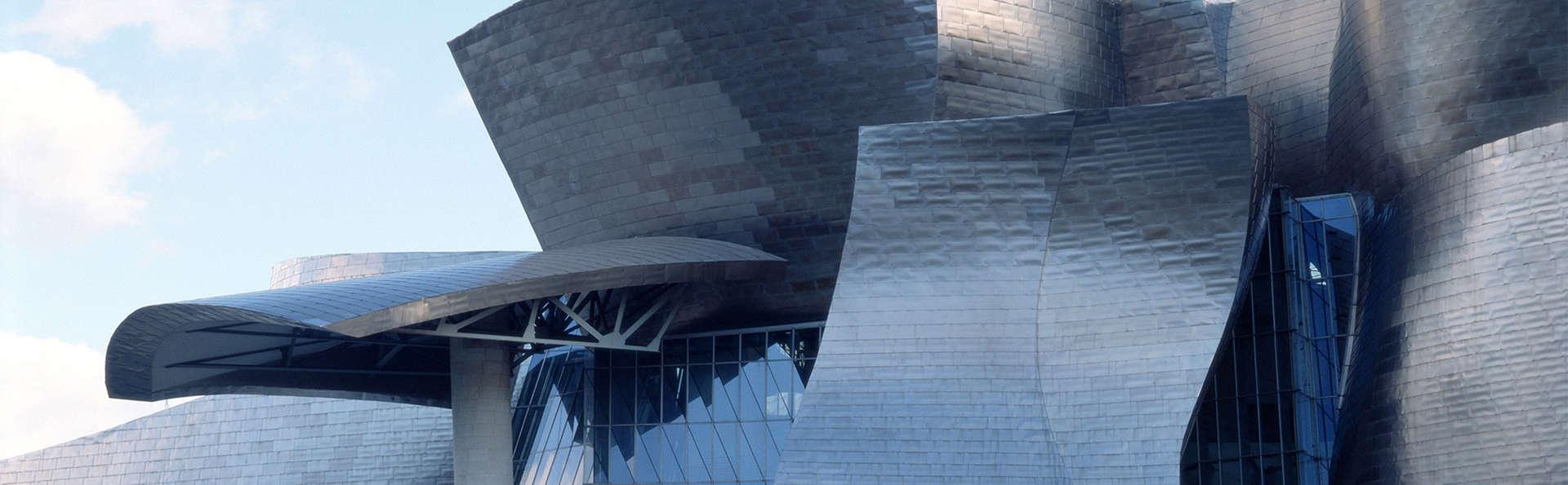 Bilbao cultural con visita al Museo de arte contemporáneo Guggenheim