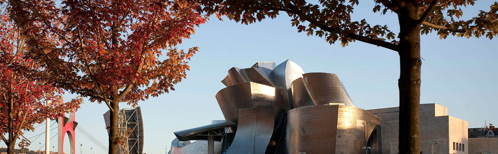 Séjour à Bilbao avec entrées au Musée Guggenheim (à partir de 2 nuits)