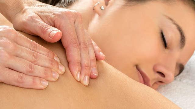Escapada Relax en Barcelona: Spa y masaje para 2