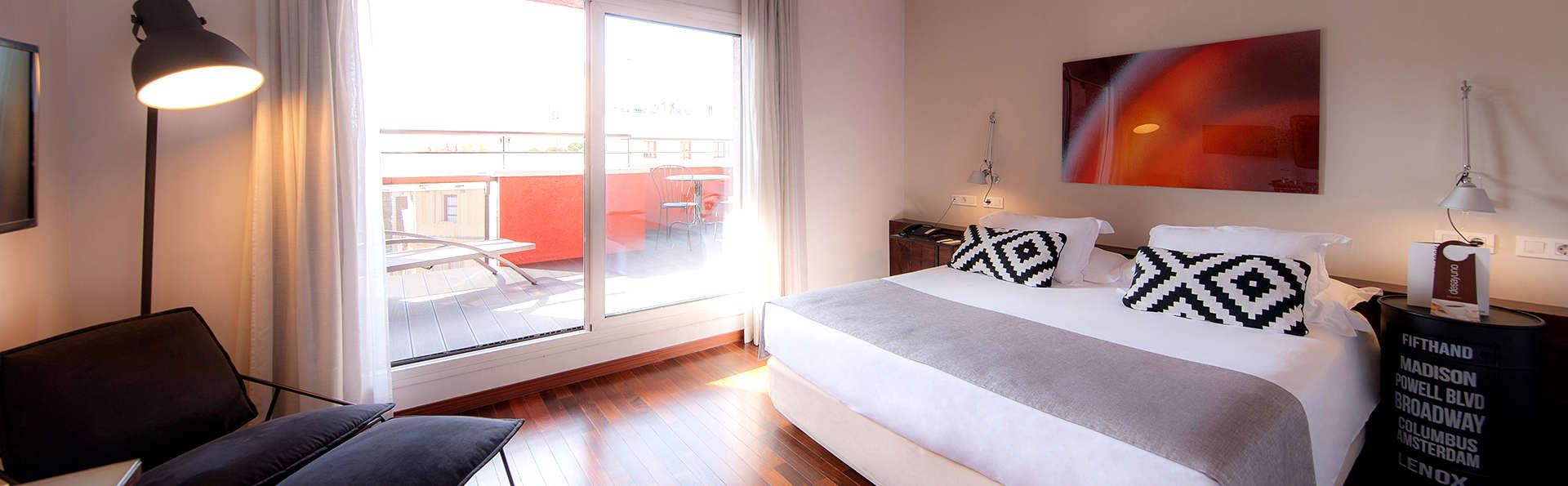 Escápate en pleno centro de Madrid con upgrade de habitación