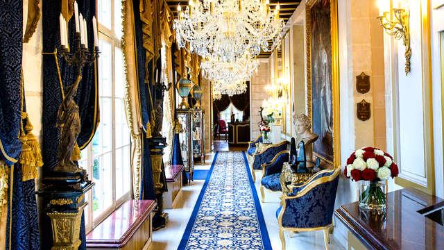 Chateau de Beauvois - NEW LOBBY
