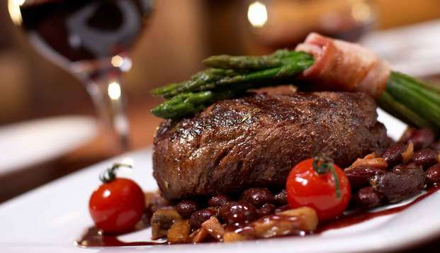 Gastronomía y Relax cerca de Olite: escapada con Cena y acceso al Spa