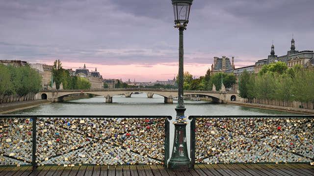 Escapada inolvidable en pareja a las puertas de París